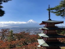 Mount Fuji Image by Ben Thai from Pixabay